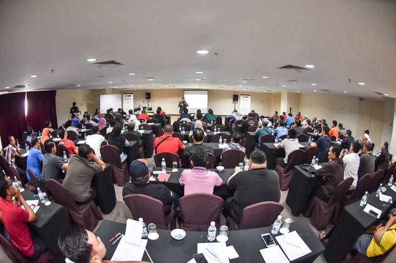 xm in terengganu with seminar on trading strategies