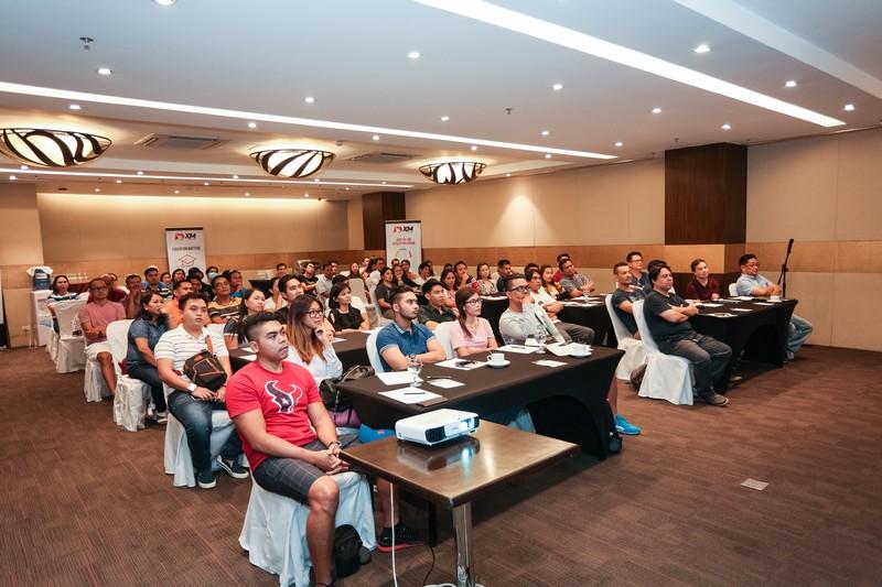 Forex trading seminar